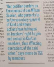 knuts